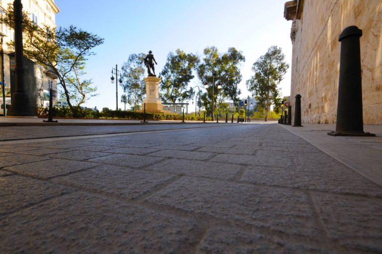 Ciutat Vella - Proyecto Pavimentos Guillen