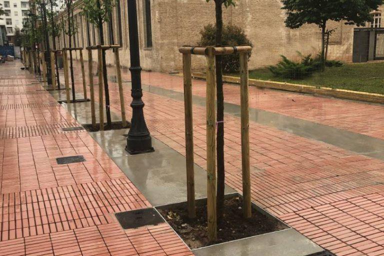 Edificio Tabacalera - Proyecto Pavimentos Guillen