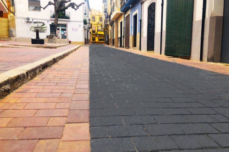 Enguera - Proyecto Pavimentos Guillen