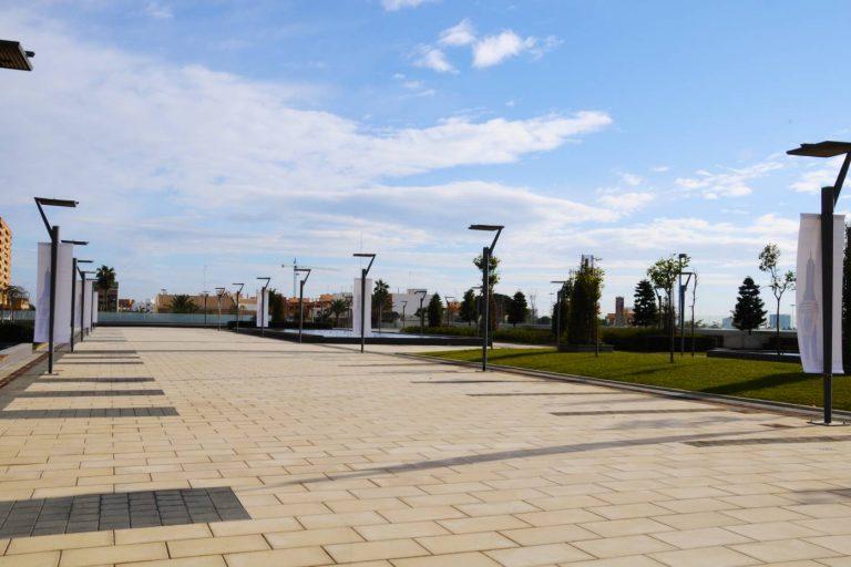 Feria Valencia - Proyecto Pavimentos Guillen