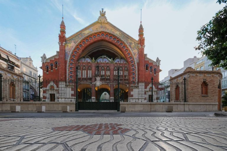 Mercado de Colón - Proyecto Pavimentos Guillen