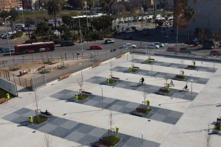 Nuevo Rastro - Proyecto Pavimentos Guillen