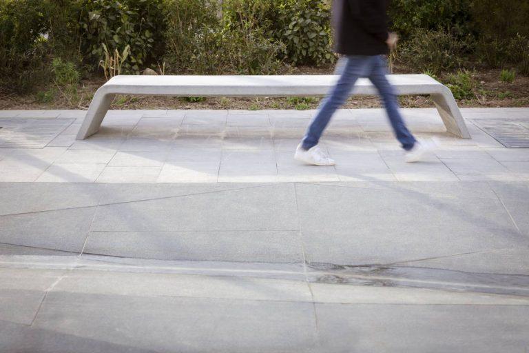 Parque Central - Proyecto Pavimentos Guillen